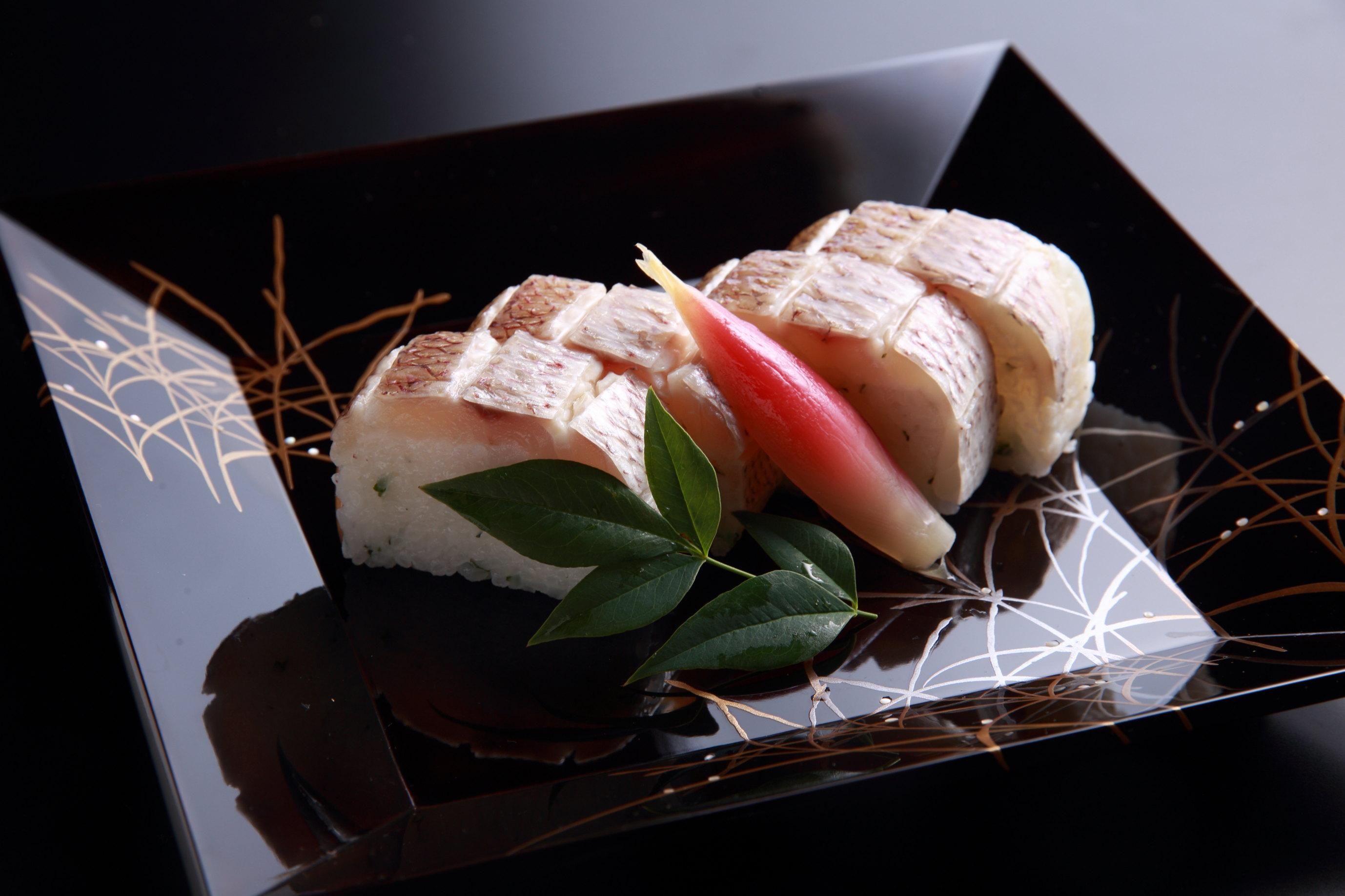 鯛一本寿司_イメージ